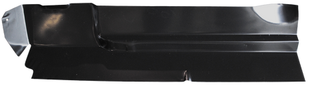 This outer rear cab floor section, passenger's side fits 1967-1972 Chevrolet and GMC Pickup Trucks