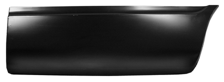 This front lower rear bed section, driver's side fits 1967-1972 Chevrolet and GMC Pickup Trucks