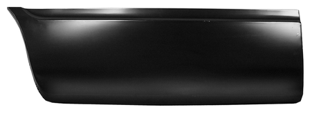 This front lower rear bed section, passenger's side fits 1967-1972 Chevrolet and GMC Pickup Trucks