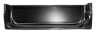 This inner door bottom, passenger's side fits 1967-1972 Chevrolet and GMC Pickup Trucks