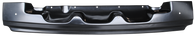 This lower bumper filler fits 1957 Chevrolet Pickup Trucks