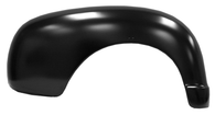 This passengers side rear stepside fender fits 1947-54 1st Series Chevrolet and GMC pickup trucks.