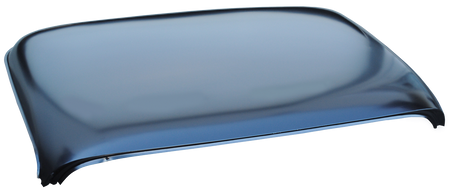 This outer roof skin fits 1955-1959 Chevrolet and GMC Pickup Trucks
