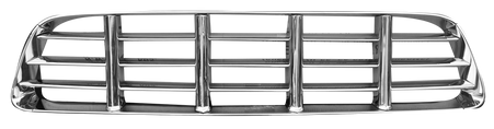 This 2nd Series chrome grille fits 1955-1956 Chevrolet Pickup Trucks