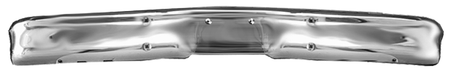 Chrome bumper fits 1967-70 C-10 Chevrolet and GMC trucks