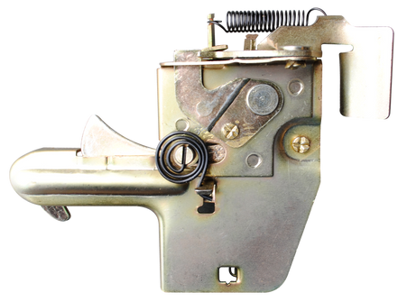 This hood latch assembly fits 1958-1959 Chevrolet Pickup Trucks