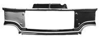 This front panel grille support fits 1958-1959 Chevrolet Pickup Trucks