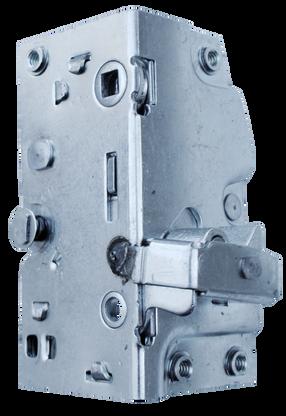 This inner door latch, passenger's side fits 1947-1951 Chevrolet and GMC Pickup Trucks