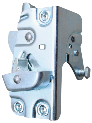 1st Series door latch assembly, 1st Design 3100/3600, driver's side fits 1952-1955 Chevrolet and GMC Pickup Trucks