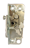 This 2nd Series door latch assembly, driver's side fits 1955-1959 Chevrolet and GMC Pickup Trucks (3100, 3200, 3600)
