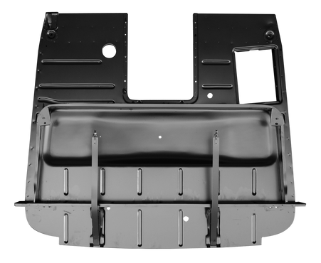 Complete cab floor assembly fits 47-55 Chevrolet and GMC truck