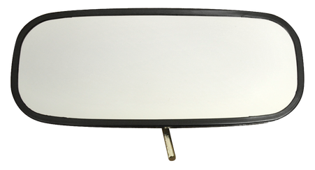 This rearview mirror fits 1960-1971 Chevrolet Suburban, Blazer, and pickup trucks and 1960-71  GMC Suburban, Jimmy, and pickup trucks