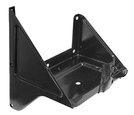 This battery tray with support fits 1960-1966 Chevrolet and GMC Pickup Trucks