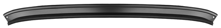 This outer roof to front windshield panel fits 1960-1966 Chevrolet and GMC Pickup Trucks