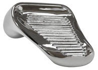 This passenger's side chrome vent window handle fits 1960-1967 Chevrolet and GMC Pickup Trucks and Suburbans