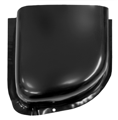 This lower air vent cowl, passenger's side fits 1960-1966 Chevrolet and GMC Pickup Trucks