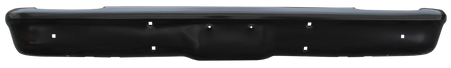 This painted front bumper fits 1969-1972 GMC Pickup Trucks