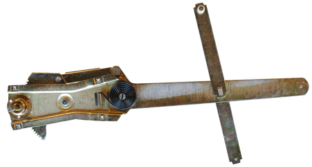 This window regulator, driver's side fits 1960-1963 Chevrolet and GMC Pickup Trucks