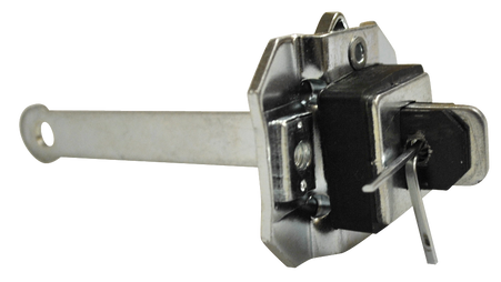 This left = right door check retainer fits 1960-1966 Chevrolet and GMC Pickup Trucks and 1960-1966 Chevrolet and GMC Suburban