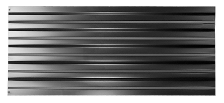 This bed floor section fits 1967-1972 Chevrolet and GMC Pickup Trucks