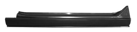 This slip on rocker panel, passenger's side fits 1967-1972 Chevrolet and GMC Pickup Trucks