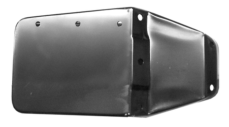 This rocker box end cap, driver's side fits 1969-1972 Chevrolet Blazer and GMC Jimmys