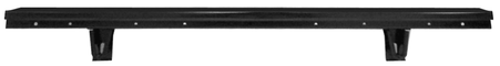 This bed floor cross rear sill, 3600 series, for a bed with 7 strips, fits 1st series 54-55 Chevrolet and GMC trucks