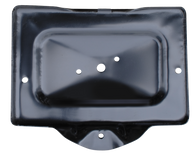 This battery tray fits 1967-1972 Chevrolet and GMC Pickup Trucks