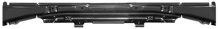 This cab floor complete rear cross member assembly fits 1967-1972 Chevrolet and GMC Pickup Trucks
