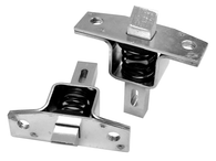 This fleetside tailgate latch, sold in pairs only fits 1967-1972 Chevrolet and GMC Pickup Trucks