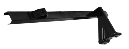 This door front glass track, passenger's side fits 1967-1972 Chevrolet and GMC Pickup Trucks