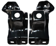 This big block engine perch set fits 68-71 Chevrolet and GMC 2WD Pickup and Suburban  Note: this will fit the '67 for conversion as the big block engine was not available in the '67 truck. It would also fit the '72 but would additionally require the '68-'71 mounts (rubber set)