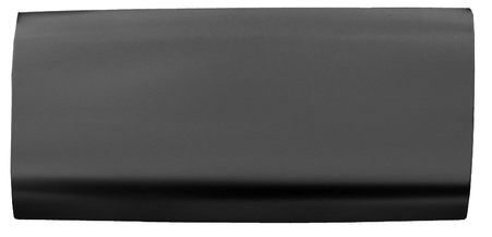 This  lower rear door skin driver's side fits:  1999-2006 Chevrolet Silverado Extended 3/4 door Cab Pickup 1999-2006 Chevrolet Silverado Crew Cap Pickup 1999-2006 GMC Sierra Extended 3/4 door Cab Pickup 1999-2006 GMC Sierra Crew Cap Pickup