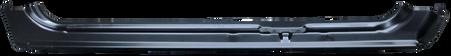 This full rocker panel passenger's side fits:  1999-2006 Chevrolet Silverado Extended Cab 4 door Pickup 1999-2006 GMC Sierra Extended Cab 4 door Pickup
