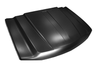 This cowl induction hood fits 2006-2007 Chevy Silverado (also fits 2005-2007 HD)