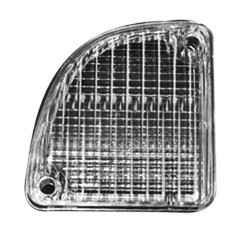 This back up lens, driver's side fits 1967-1972 Chevrolet andGMC Pickup Trucks