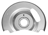 These disc brake dust cover shield, sold in pairs only fits 1967-1972 Chevrolet and GMC Pickup Trucks