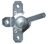 This short relay door latch, driver's side fits 1967-1971 Chevrolet and GMC pickup trucks