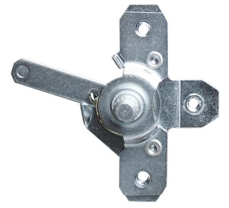 This short relay door latch, passenger's side fits 1967-1971 Chevrolet and GMC pickup trucks