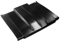 This cowl induction style hood fits 1973-1980 Chevy and GMC pickup trucks, 1973-1980 Chevy Blazer and Suburbans