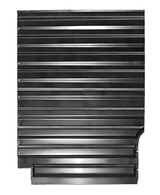 This rear 1/4 bed floor section, passenger's side fits 1973-1987 Chevrolet and GMC pickup trucks