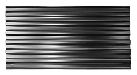 This bed floor section fits 1973-1987 Chevrolet and GMC pickup trucks