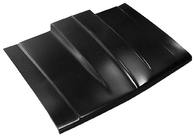 This cowl induction style hood fits 1981-1987 Chevy and GMC Pickup Trucks and 1981-1991 Chevy Blazer and Suburbans