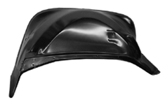 This inner front fender, driver's side fits 1981-1987 Chevrolet and GMC pickup trucks, 1981-1991 Chevrolet Blazer and Suburbans