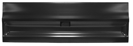 This tailgate assembly with all hardware (plain) fits 1981-1987 Chevrolet and GMC pickup trucks
