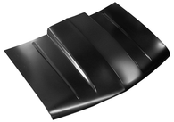 This cowl induction style hood, 1st design fits: 1988-1998 Chevy and GMC Pickup Trucks, 1999-2002 Chevy and GMC CK Series, 1992-1999 Chevy Blazer, Suburban, and Tahoe, and  1992-1999 GMC Yukon