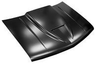 Takes 0852-037INSERT CHV/GM PU, must be purchased separately, cost  is 29.95. This ram air style hood fits: 1988-1998 Chevy and GMC Pickup Trucks,  1999-2002 Chevy and GMC CK Series, 1992-1999 Chevy Blazer, Suburban, Tahoe, and GMC Yukon