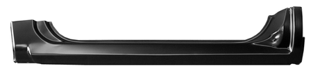 This OEM style full rocker panel, driver's side fits 1988-1998 Chevrolet and GMC Pickup Trucks