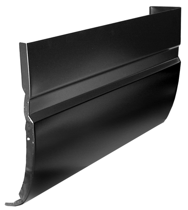 This outer extended cab corner (Super Cab) driver's side fits 1988-1998 Chevrolet and GMC Pickup Trucks
