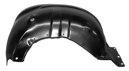 This inner front fender, driver's side fits 1988-1998 Chevrolet and GMC Pickup Trucks